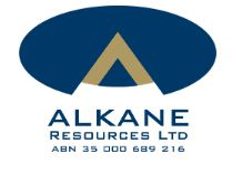 Alkane resources australia